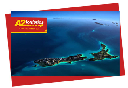Freight Logistics Company in Auckland New Zealand